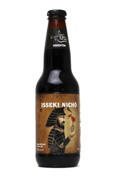 Dieu du Ciel Isseki Nicho Imperial Dark Saison