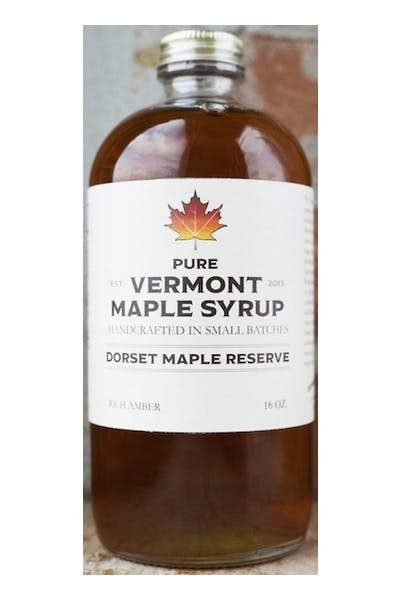 Dorset Maple Reserve Traditional Rich Amber Maple Syrup