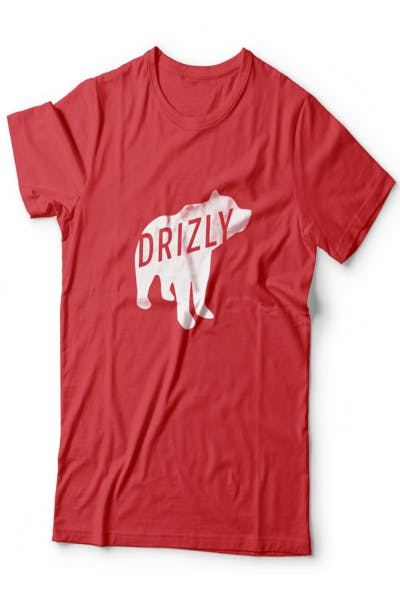 Drizly Red T-Shirt