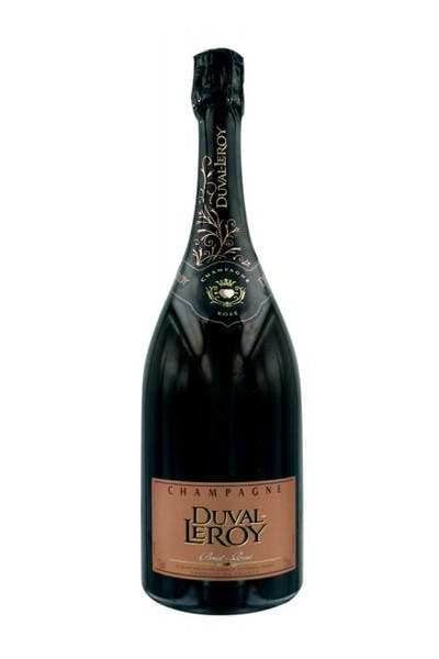 Duval Leroy Champagne Rose