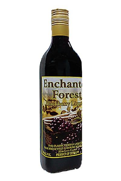 Enchanted Forest Blackberry Liquor