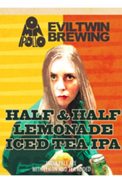Evil Twin Omnipollo Half & Half Lemonade Ice Tea IPA