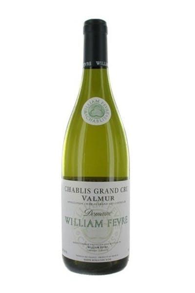 Fevre Chablis Valmur 2012