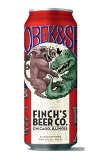 Finch's Sobek & Set IPA