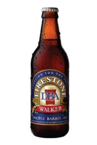 Firestone Walker Double Barrel Aged