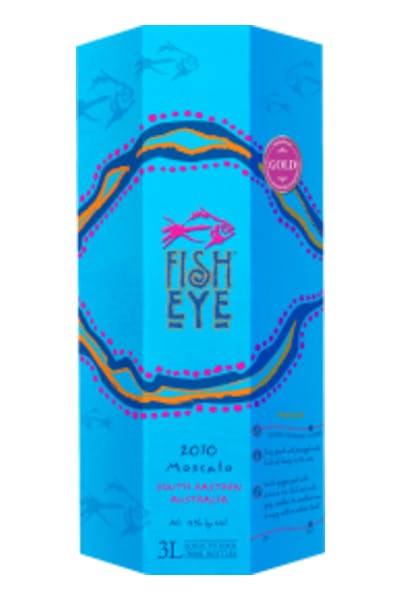 Fish Eye Moscato Box