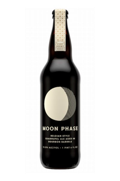 Fort Point Moon Phase