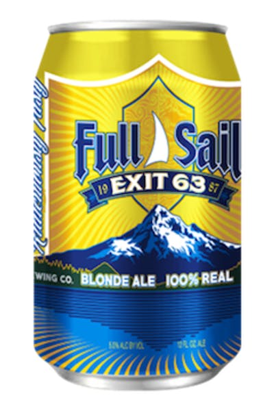 Full Sail Exit 63 Blonde Ale