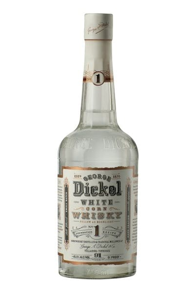 George Dickel No. 1 Whiskey
