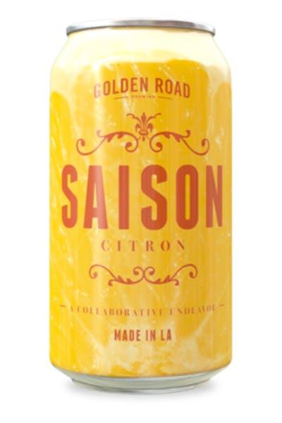 Golden Road Saison Citron