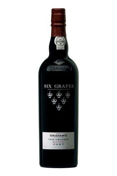 Grahams Six Grapes Porto