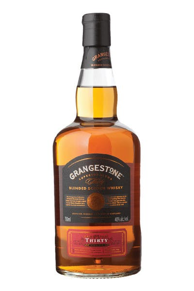 Grangestone 30 Year Blended Scotch Whisky