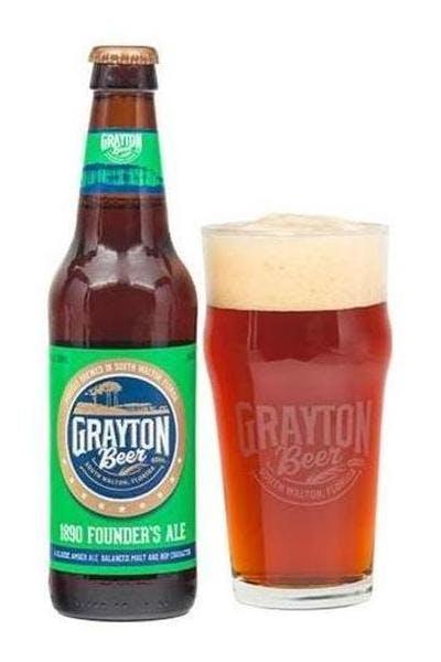 Grayton 1890 Founder's Ale