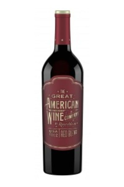 Great American Wine Company Red Blend