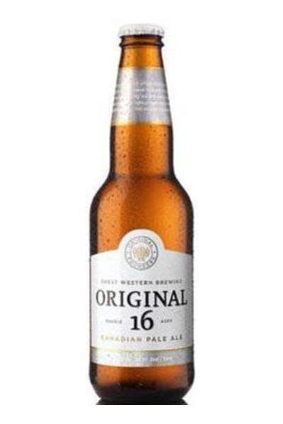 Great Western Original 16 Pale Ale