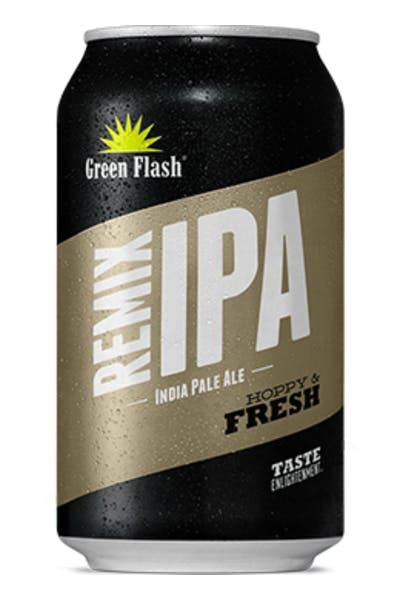 Green Flash Remix IPA
