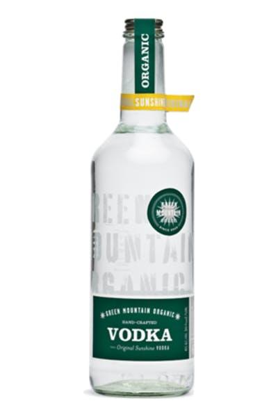 Green Mountain Vodka