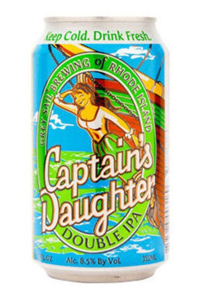 Grey Sail Captain's Daughter IPA