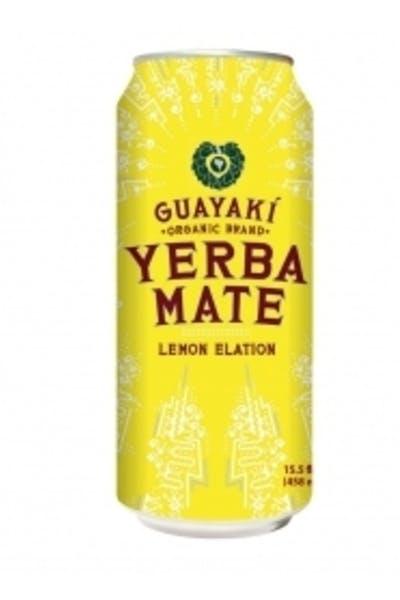 Guayaki Yerba Mate Lemon