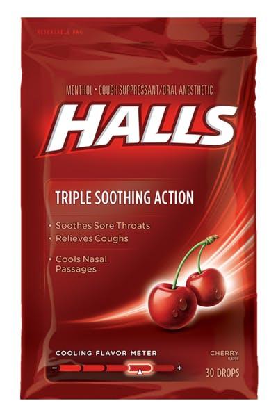 Halls Cherry