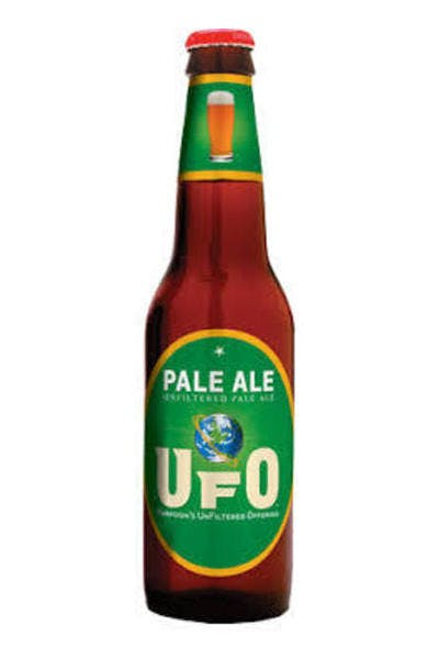 Harpoon UFO Pale Ale