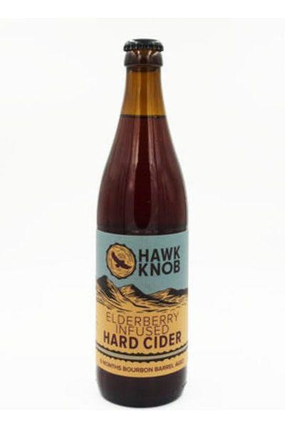 Hawk Knob Elderberry Infused Hard Cider