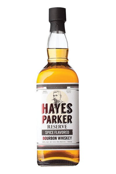 Hayes Parker Spiced Bourbon