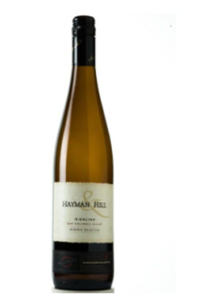 Hayman And Hill Riesling