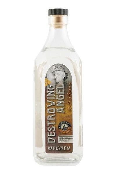 Headframe Destroying Angel Whiskey
