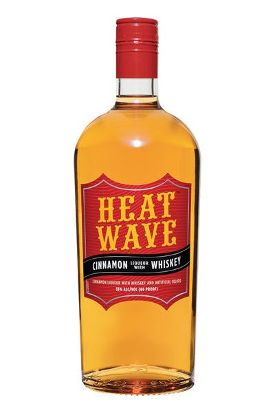 Heatwave Cinnamon Whiskey