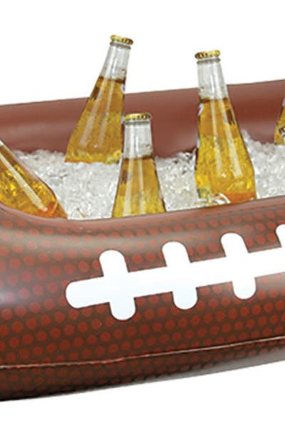 Inflatable Cooler   Football