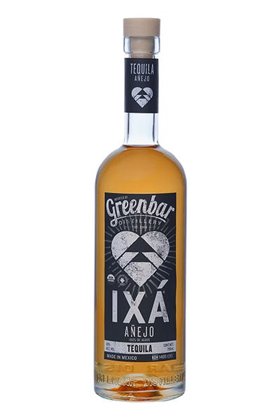 Ixa Añejo Tequila from Greenbar Distillery