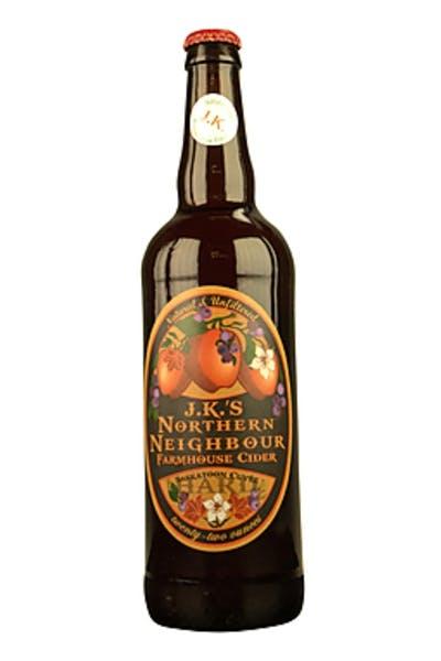 J K Scrumpy's Northern Neighbor Cider