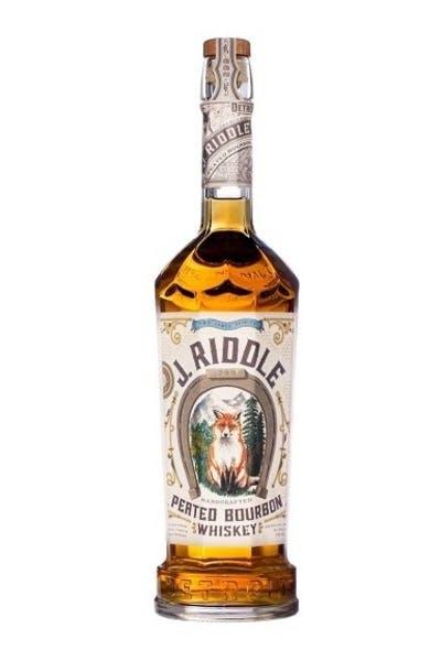 J. Riddle Peated Bourbon