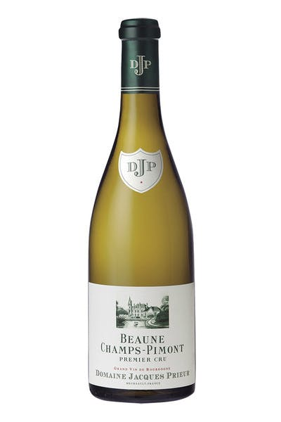 Jacques Prieur Beaune Champs Pimont Blanc 2013