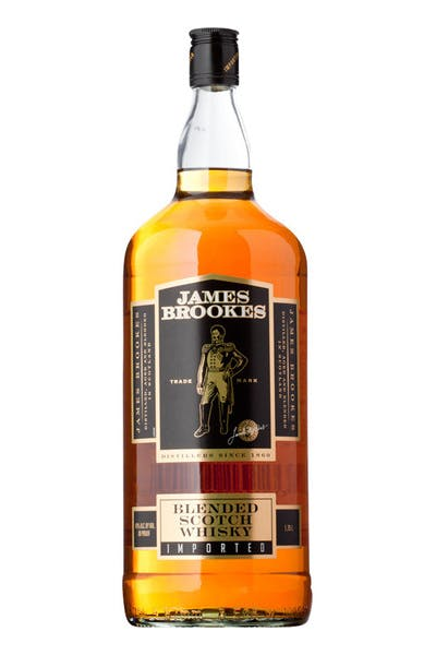 James Brookes Blended Scotch Whisky