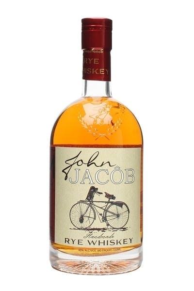 John Jacob Rye Whiskey