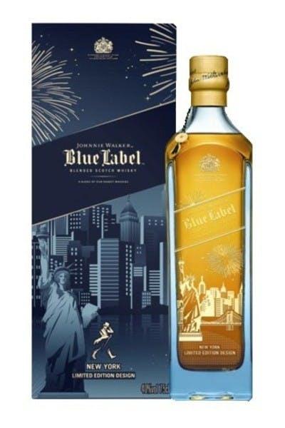 Johnnie Walker Blue Skyline: New York City Edition