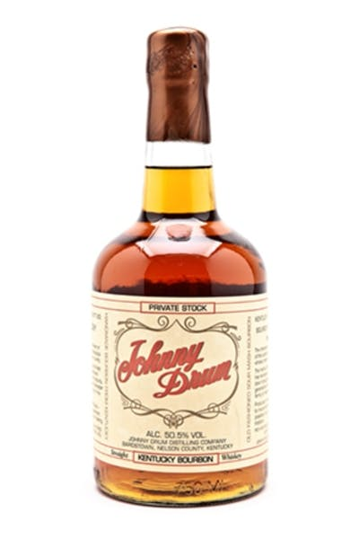 Johnny Drum Private Stock Kentucky Bourbon