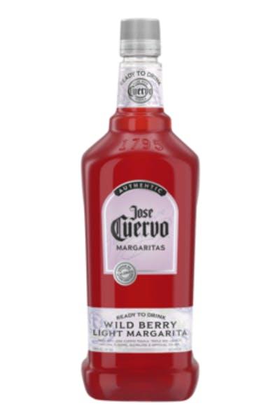 Jose Cuervo Authentic Wild Berry Light Margarita