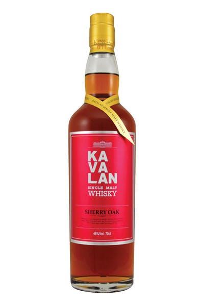Kavalan Whisky Sherry Oak
