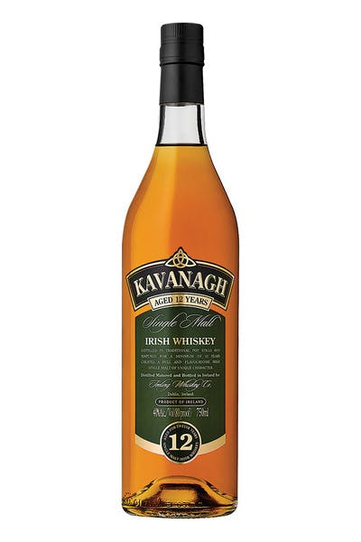 Kavanagh Single Malt 12yr Irish Whisky