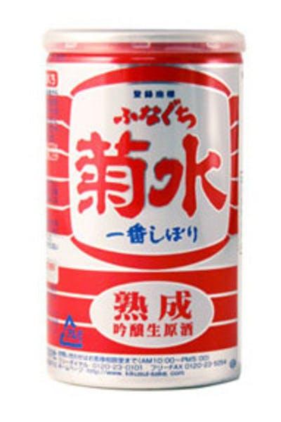 Kikusui Funagushi Jukusei Nama Genshu