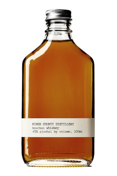 Kings County Distillery Bourbon Whiskey
