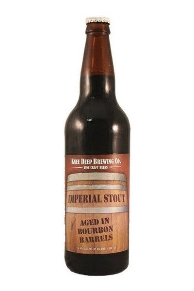 Knee Deep Bourbon Barrel Aged Imperial Stout
