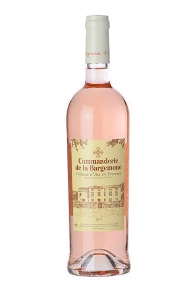 La Bargemone Provence Rose