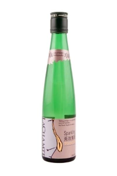 La Chamte Sparkling Sake