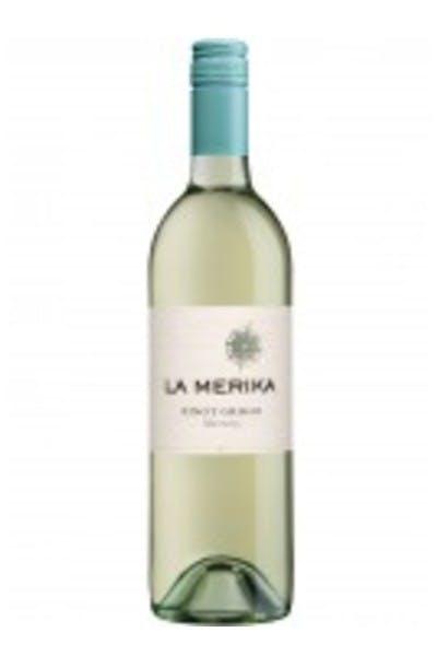 La Merika Pinot Grigio