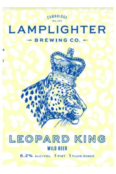 Lamplighter Leopard King Pale Ale