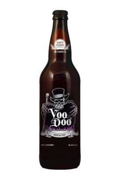 Left Coast Voo Doo Stout